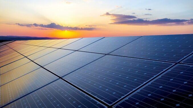 La industria solar es importante para alcanzar los objetivos del Acuerdo de París