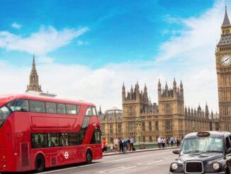 El Reino Unido adelanta a 2030 la prohibición de venta de vehículos de combustión