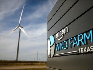 Amazon afirma convertirse en el mayor comprador corporativo de energía renovable del mundo