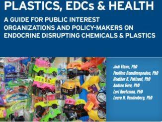 Un nuevo informe expresa el peligro de la presencia de EDC en los plásticos