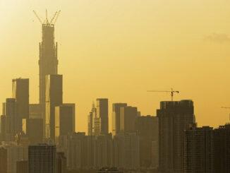 Los edificios provocan altas emisiones de gases de efecto invernadero