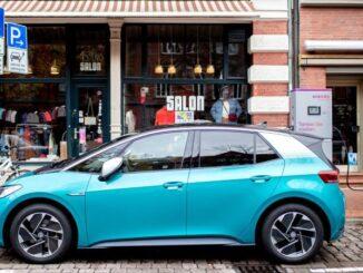 30 millones de coches eléctricos en las carreteras europeas para 2030