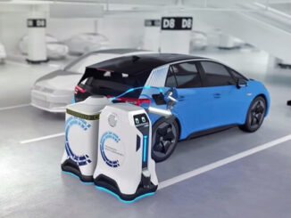 MCR: Mobile Charging Robot de VW