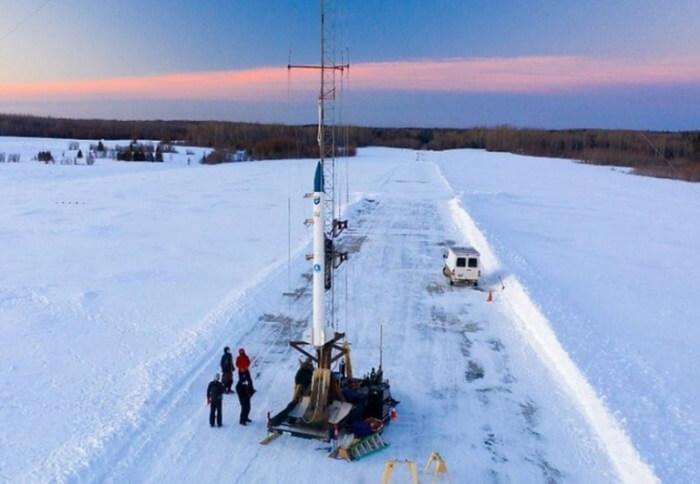 Stardust es el primer cohete propulsado por biocombustibles